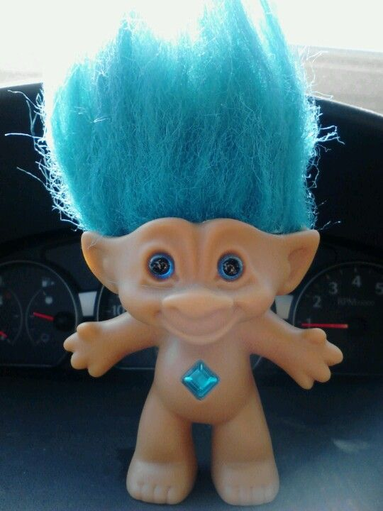 Treasure Trolls I Remember Liking How They Smelled Like The Smell Of Plastic Can Still It Lol