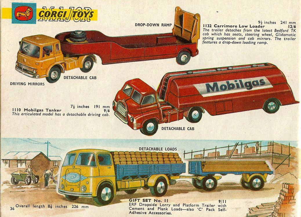 Corgi Toys from Andrew Hill International