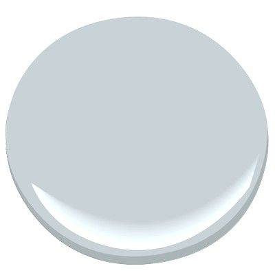 Wall Stencil Color Is Silver Mist From Benjamin Moore