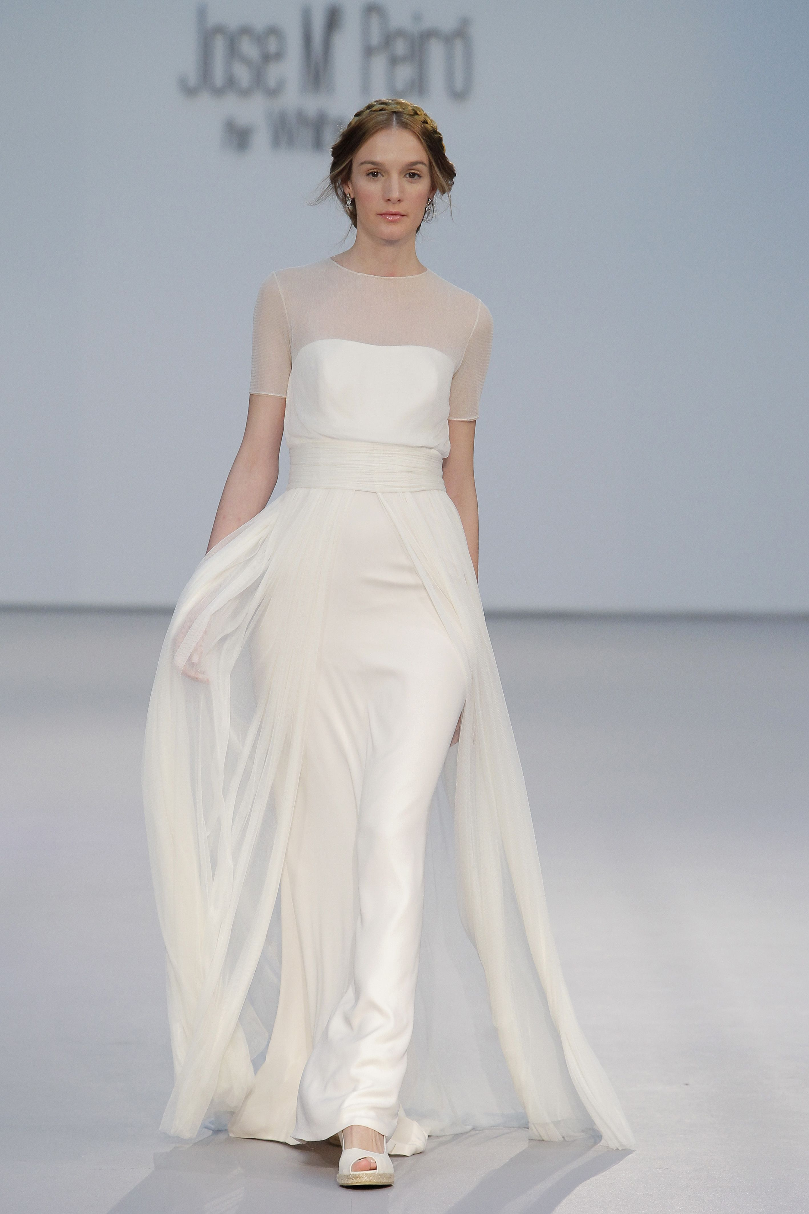 imagenes vestidos de novia Jose maria peiro 2017 | Wedding/Bodas ...