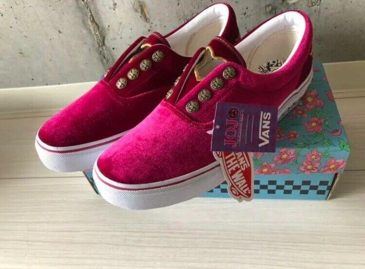 Giorno Giovanna Shoes US 7 to 11 Jojo's