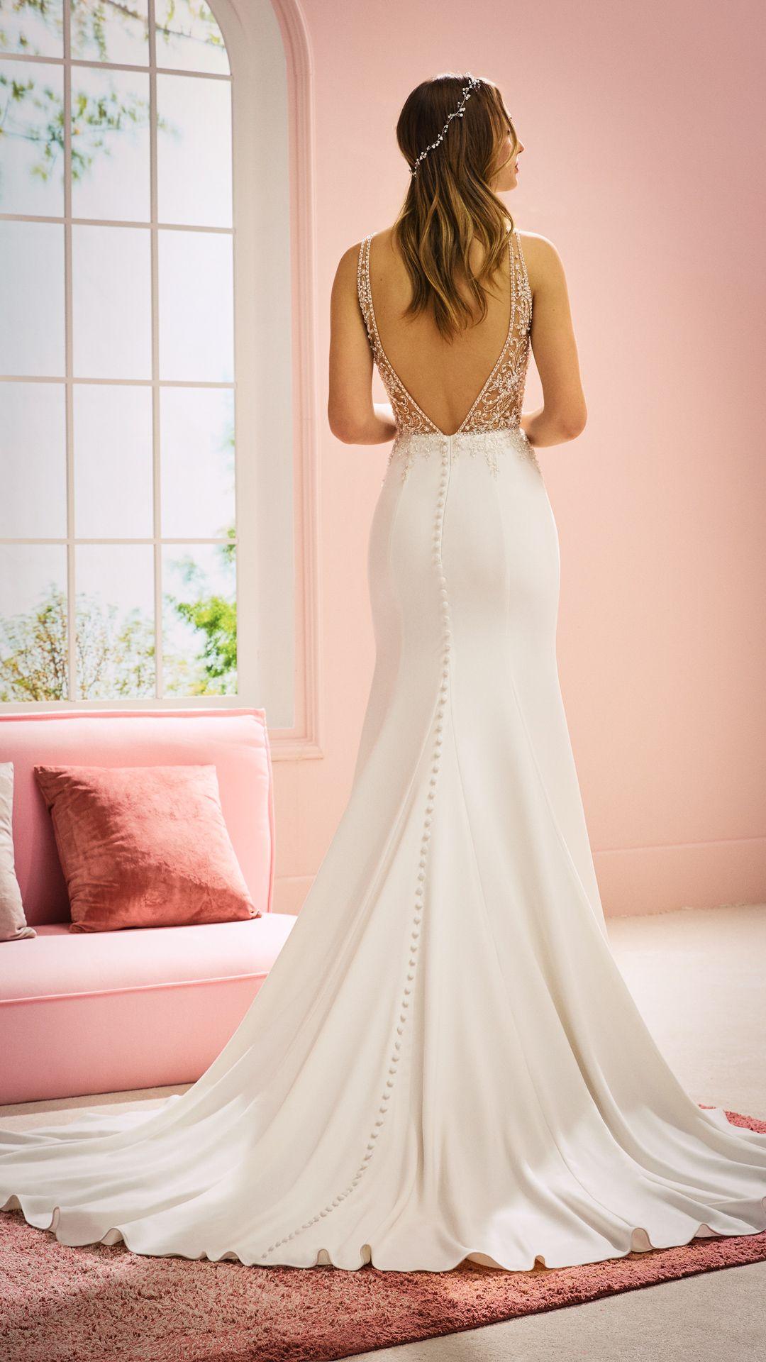 Hochzeitskleider 10 White One Kollektion Modell: KYLIE-C