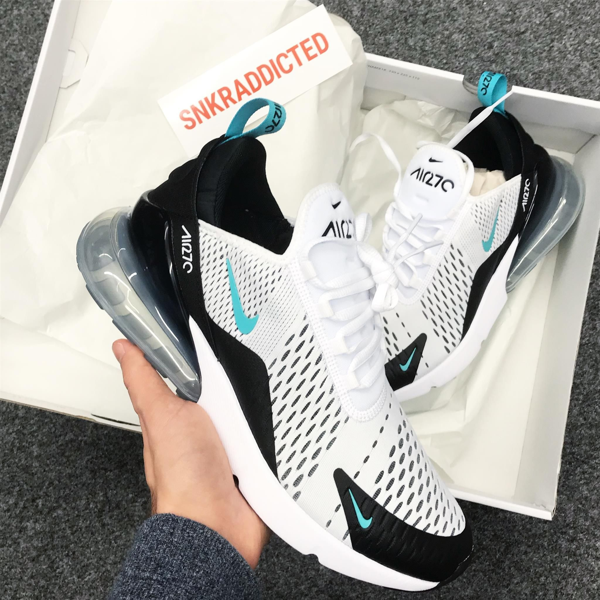 Nike Air Max 270 Colorways 2018