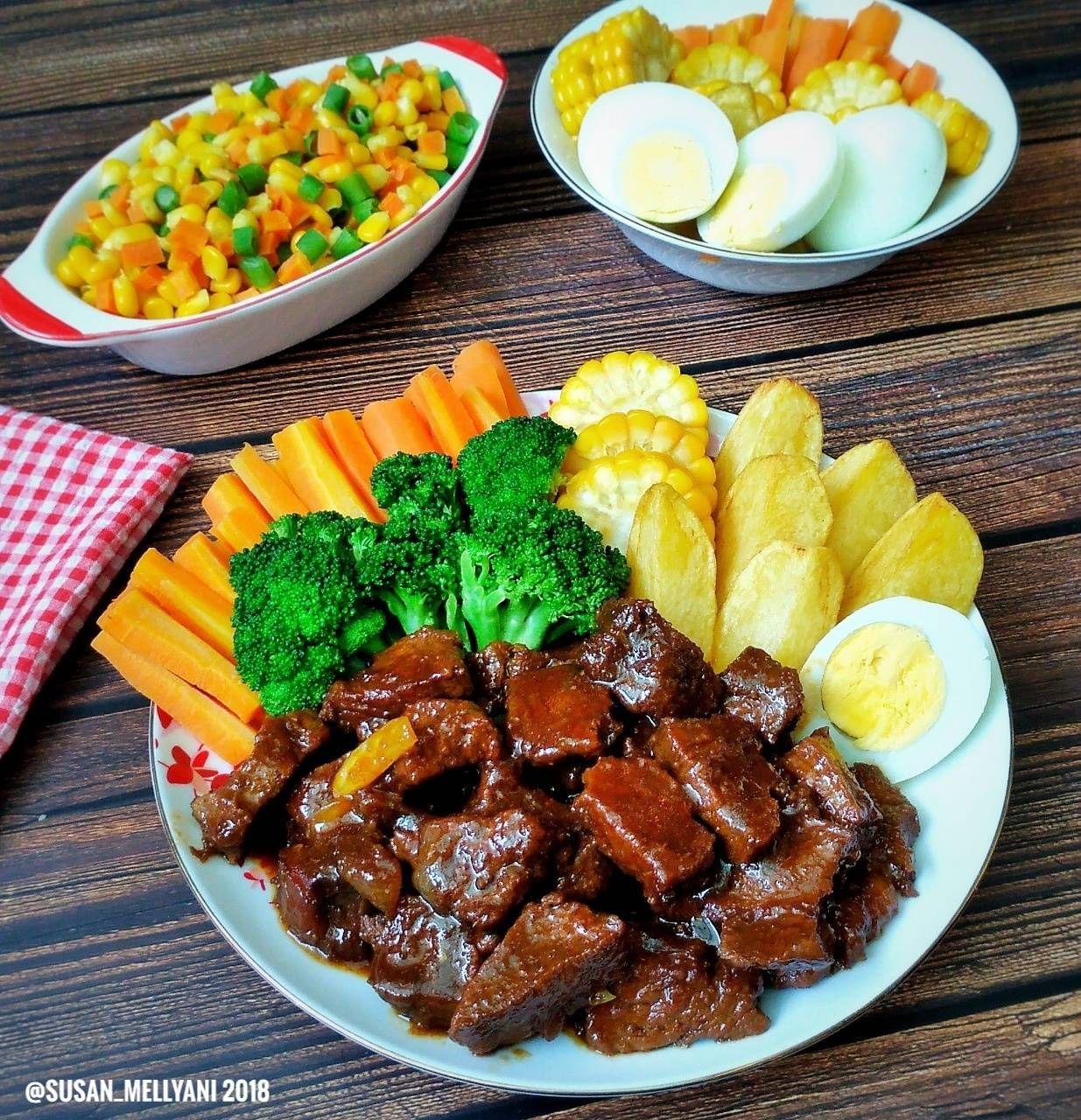 Resep Bistik Daging Kambing Oleh Susan Mellyani Resep Resep Daging Sapi Daging Kambing Resep