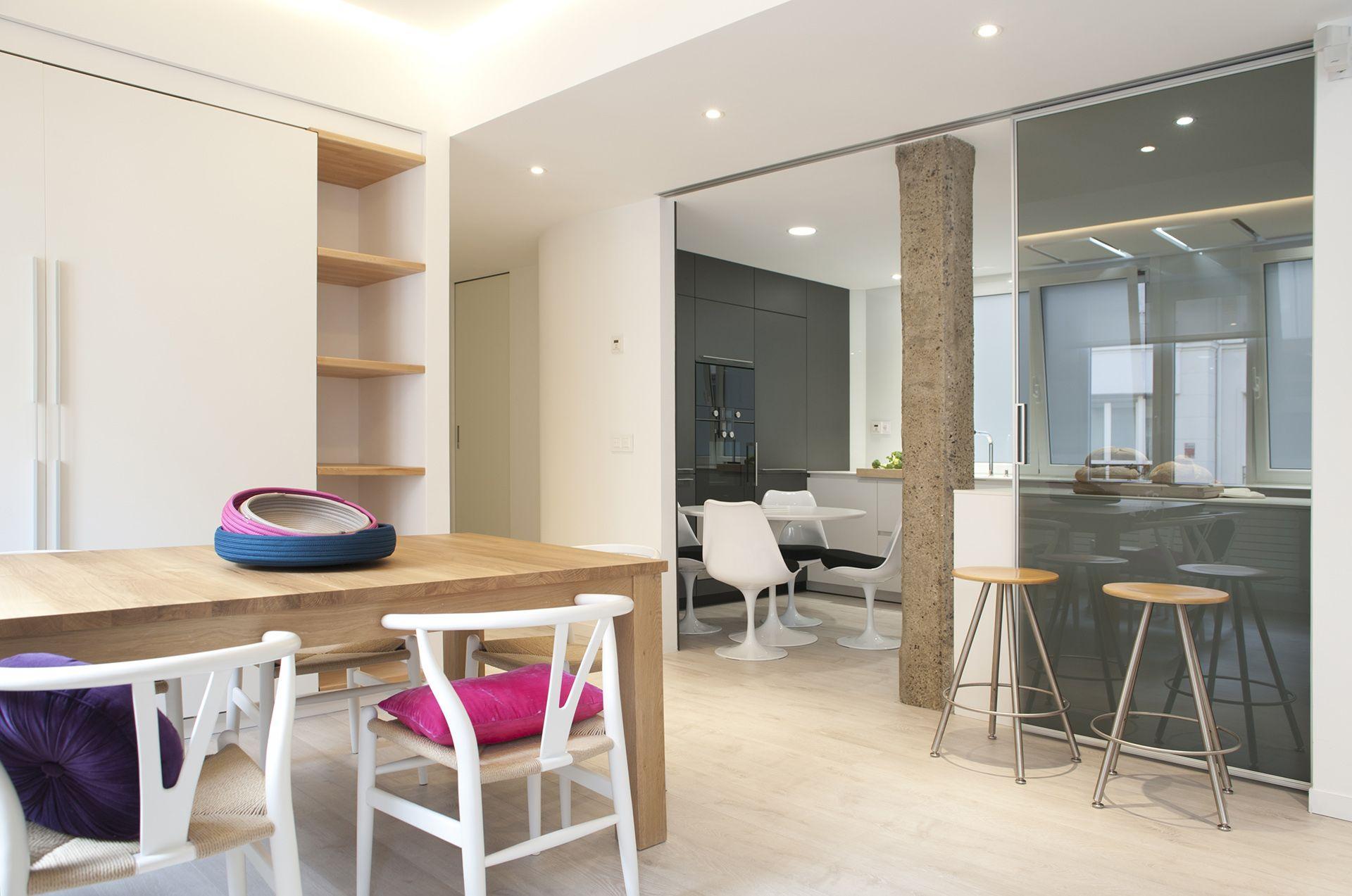Santos Kitchen Dise O De Cocina Line E En Blanco Seff Y Ariane 2  # Muebles Riego De La Vega