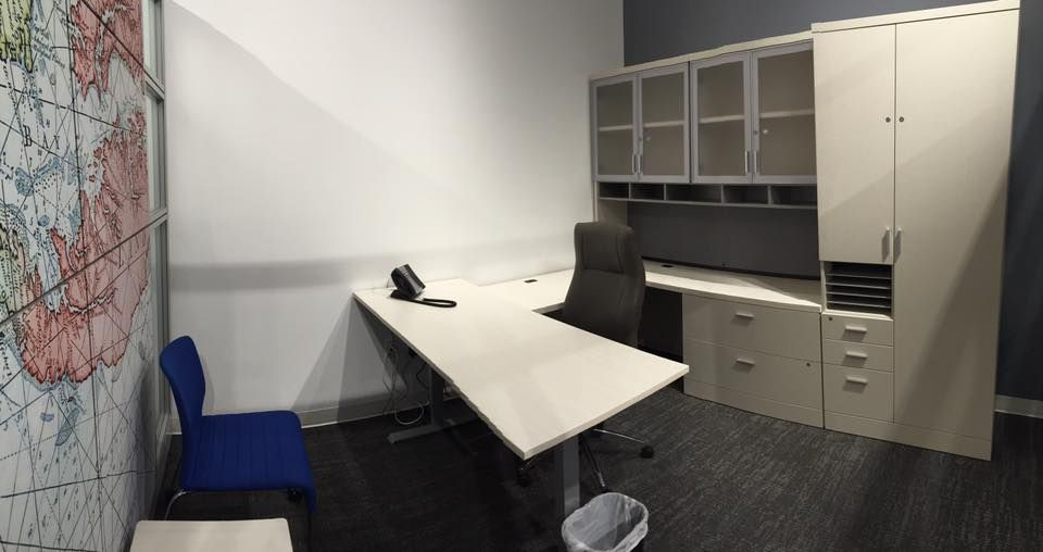 Modern Office Furniture: MD, Washington DC And Northern VA