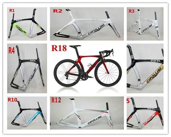 2018 T1100 Carbon Road Frame set Cipollini NK1K Carbon Road Bike ...