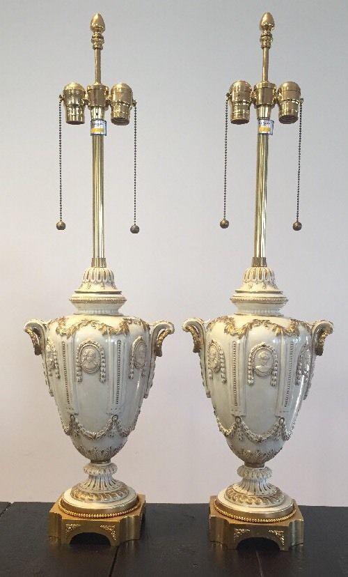 Antique Wedgwood Lamps | Best 2000+ Antique decor ideas