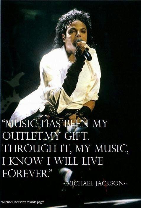 Michael Jackson Best Quotes 19 Photos Morably Mjj Michael