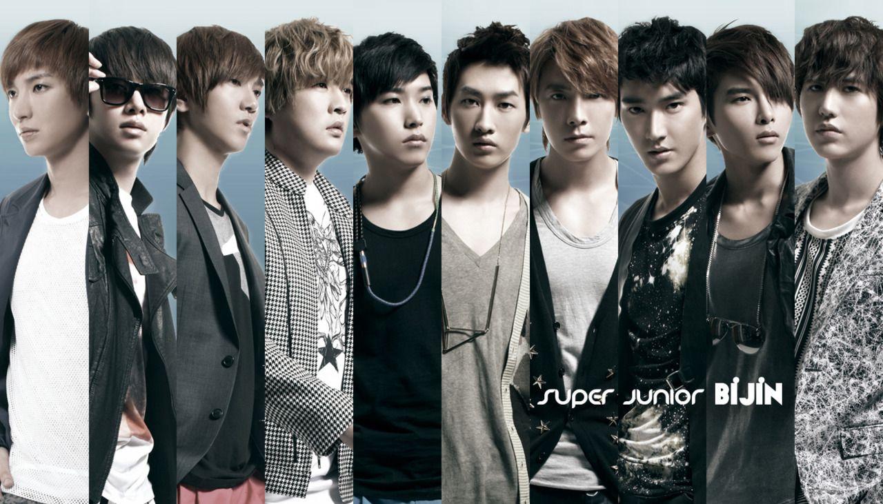 Free Kpop Wallpaper Download Super Junior BIJIN HD Here There Are Bijin SuperJunior Collections