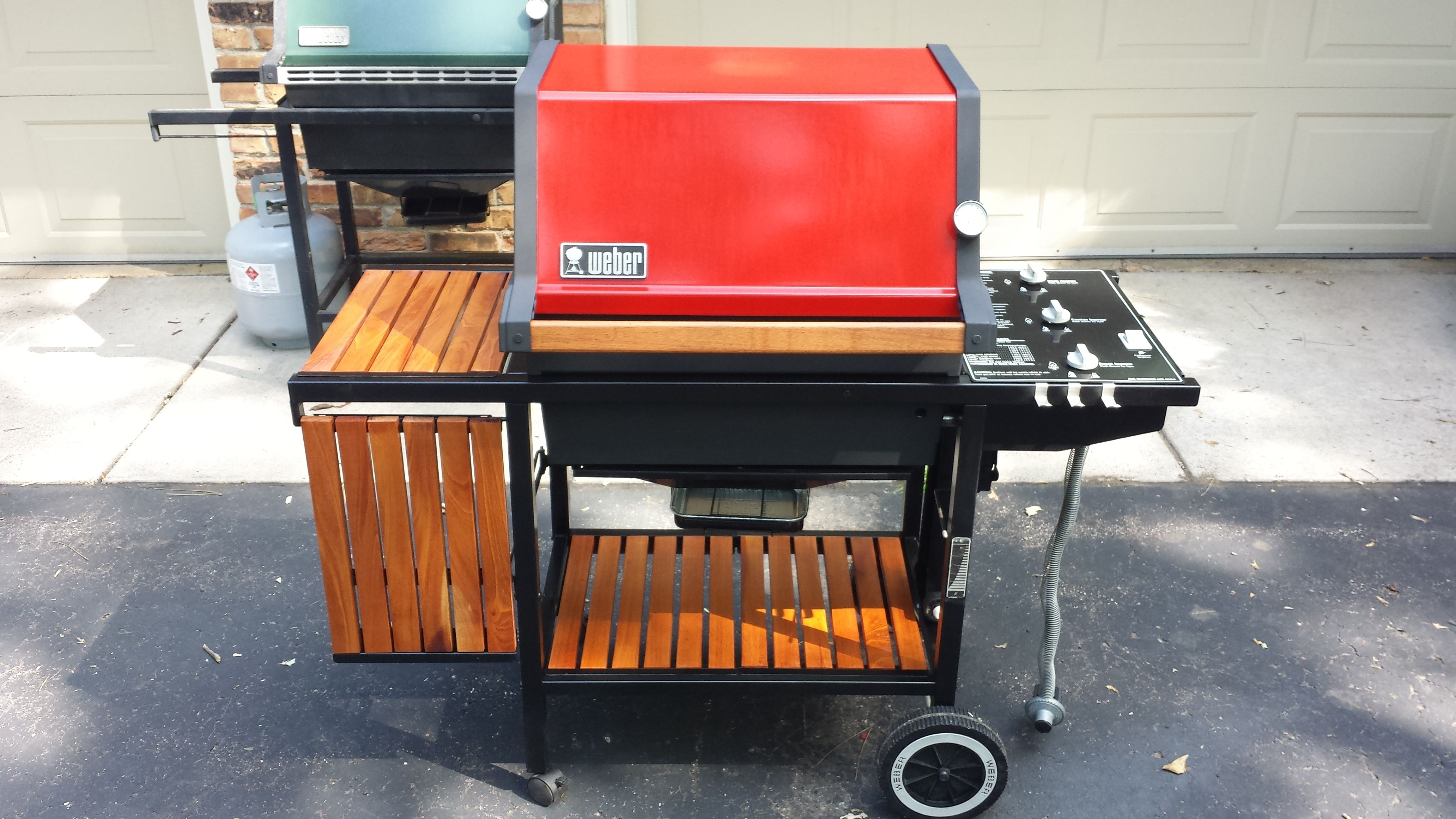 Weber Genesis Gas Grill Restoration Quickcrafter Gas Grill Grilling Propane Gas Grill