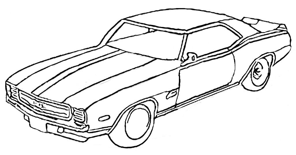 Chevelle Outline