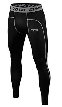 TCA Homme /& Gar/çon Pro Performance Collant//Pantalon de Compression Base Layer