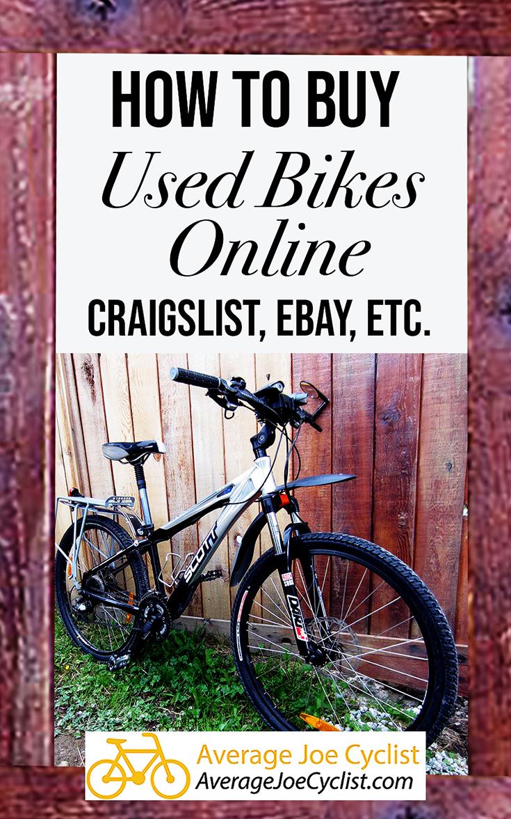 How To Buy Used Bikes Online Craigslist Ebay Kijiji Complete