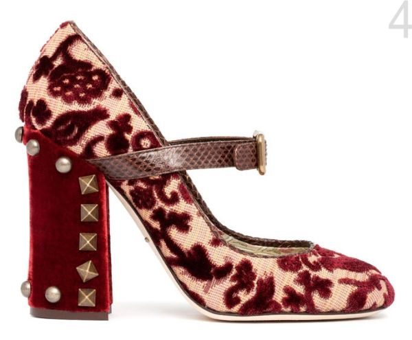 dolce and gabbana 2015 shoes