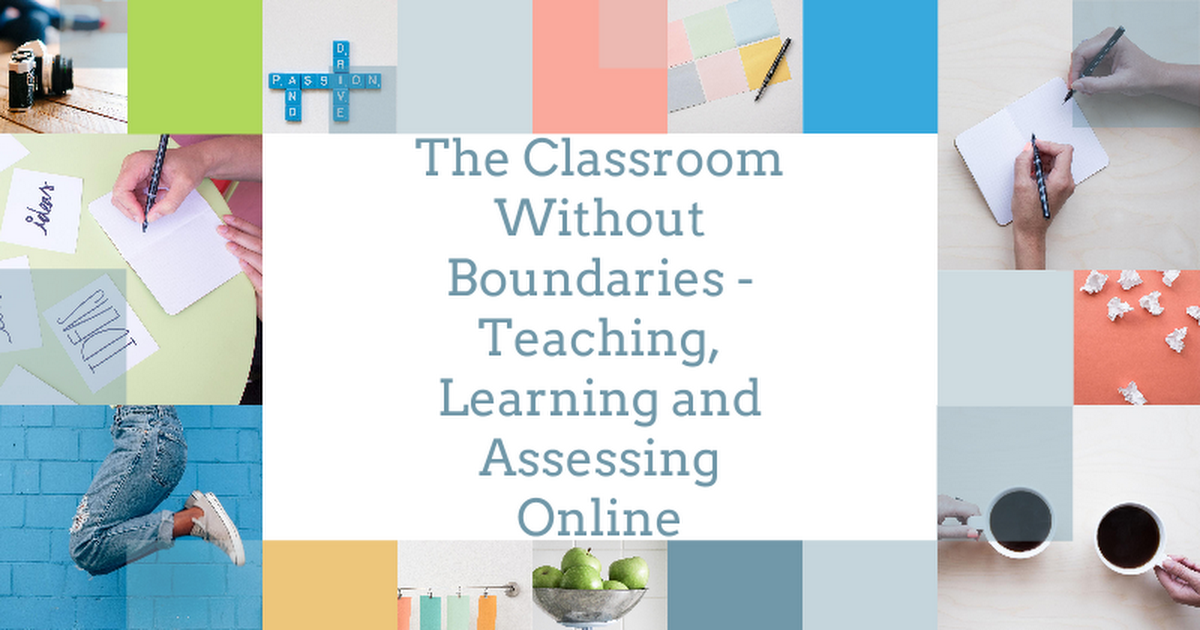 The classroom without boundaries teaching learning and assessing the classroom without boundaries teaching learning and assessing online fandeluxe Choice Image