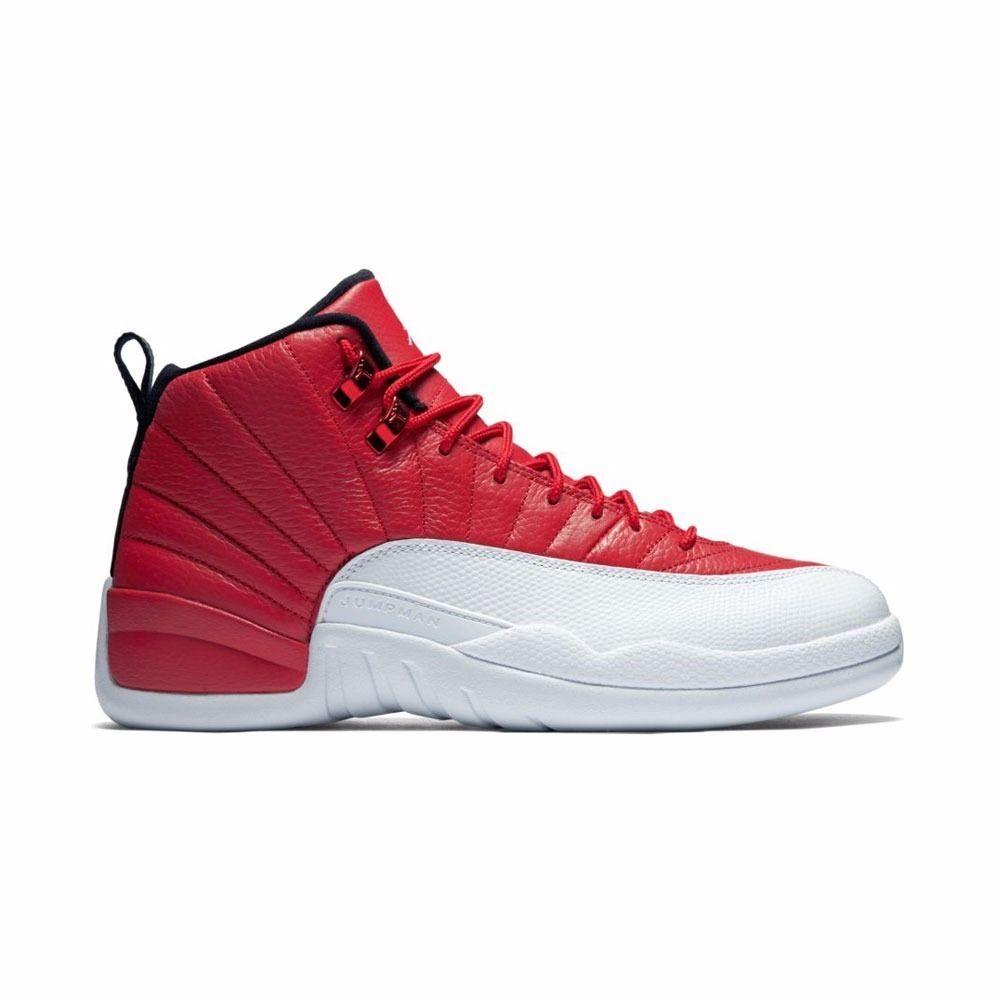 130690-600 Nike Air Jordan Retro xii 12 (Gym Red/White/Black