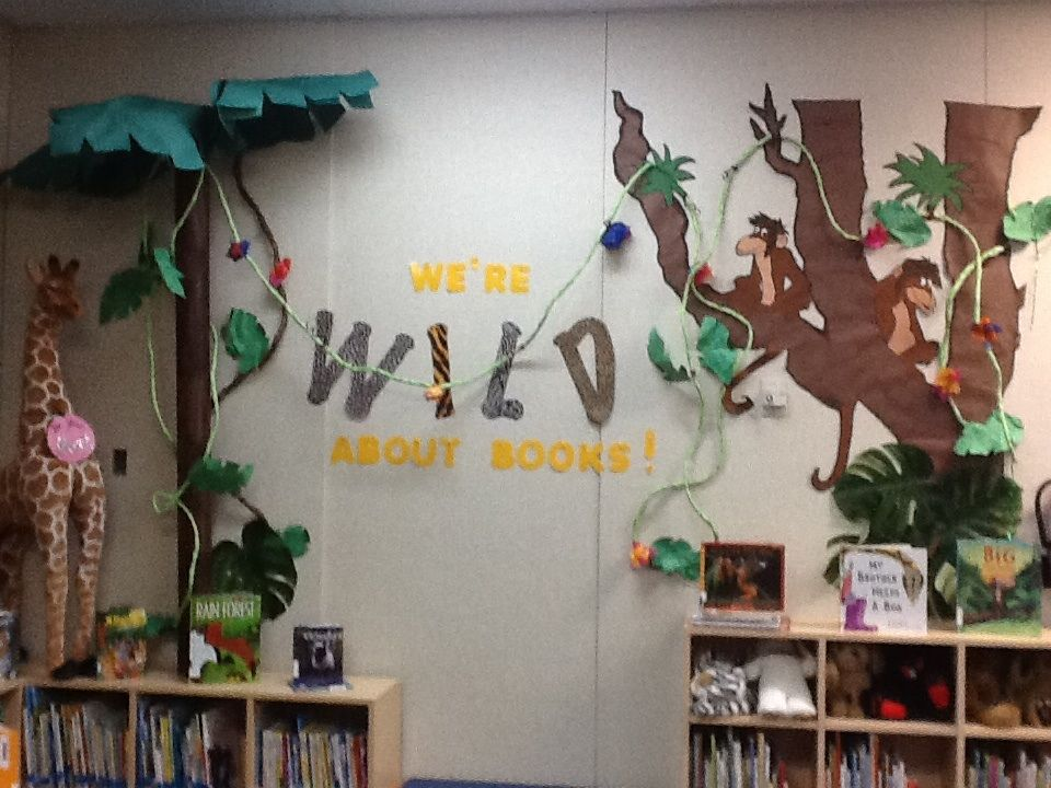 Classroom Theme Ideas High School ~ Best school library themes ideas on pinterest