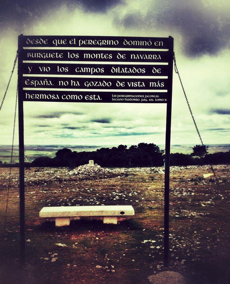 Overlooking Burgos