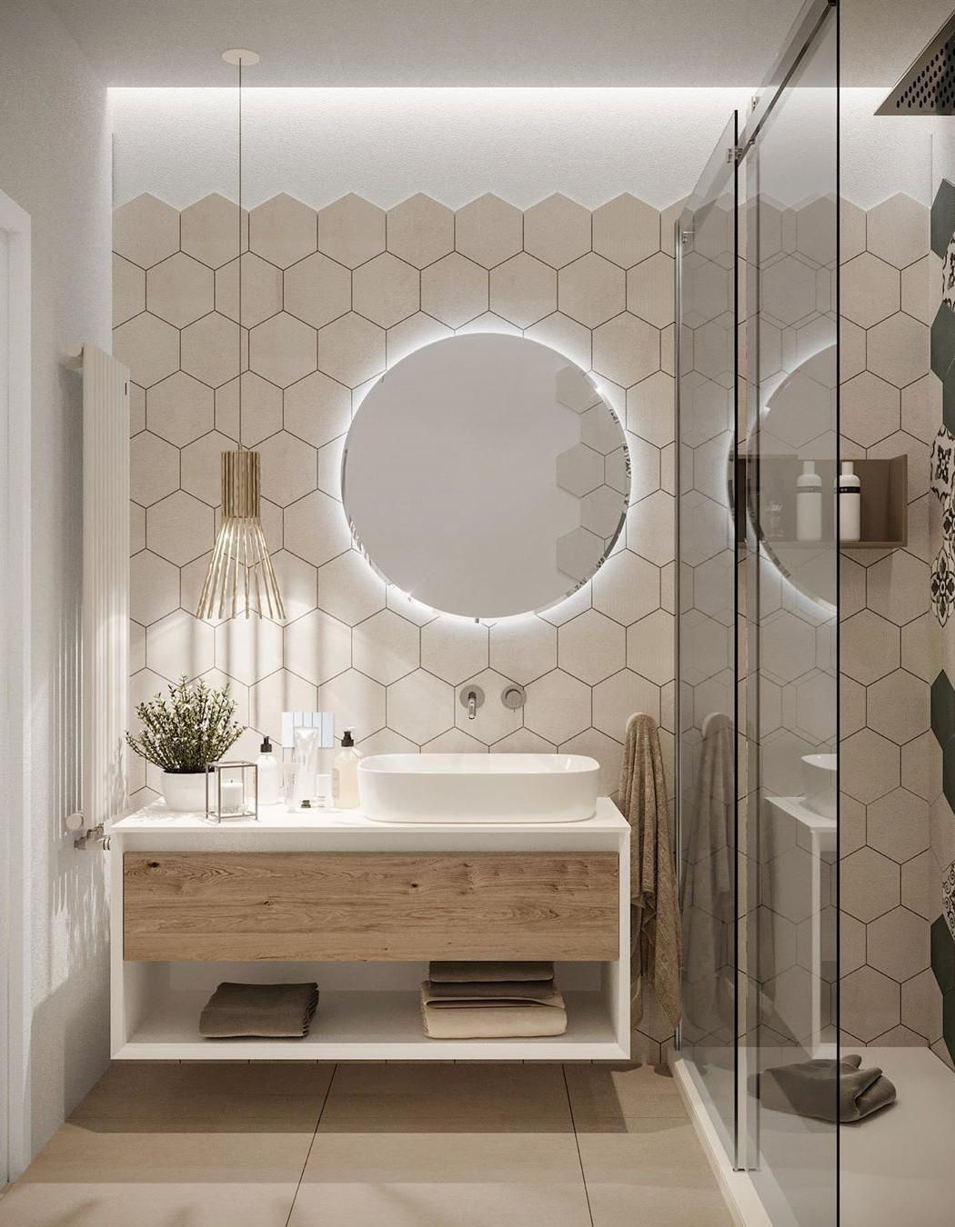 50 Small Bathroom Design Ideas For 2020 These Trendy Home Decor Ideas Would Gain You Amazing Compl In 2020 Bathroom Interior Bathroom Interior Design Trendy Home Decor