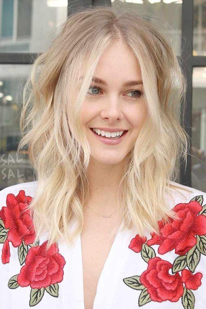 couleur de cheveux blond tendance 2018 coiffures de mode moderne. Black Bedroom Furniture Sets. Home Design Ideas