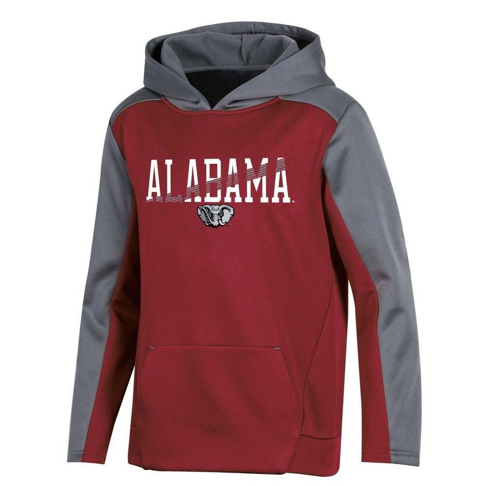 Ncaa Alabama Crimson Tide Boys Long Sleeve Pullover Hoodie Xs Multicolored Long Sleeve Pullover Hoodies Boys Long Sleeve [ 1000 x 1000 Pixel ]