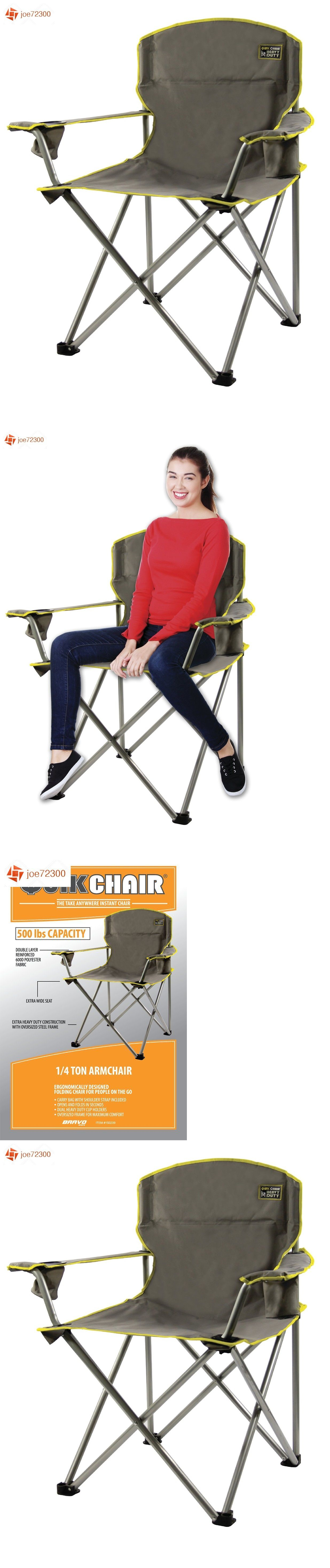Camping Furniture Heavy Duty Folding Camp Chair Outdoor