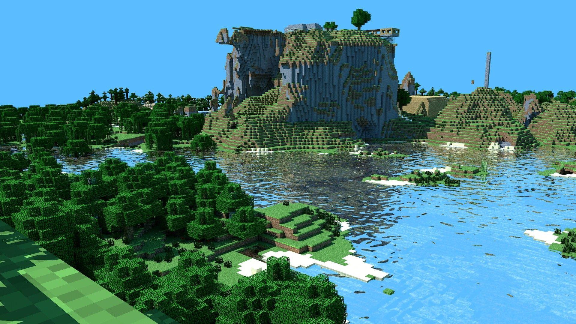 Hd Minecraft Desktop Backgrounds Minecraft Wallpaper Minecraft Pictures Minecraft