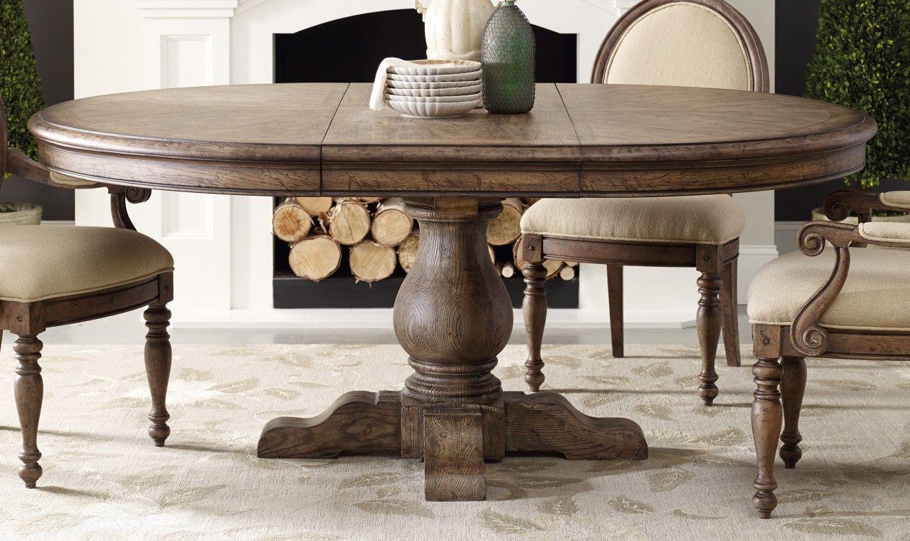 Round Pedestal Kitchen Table round pedestal dining table | pub table | pinterest | round