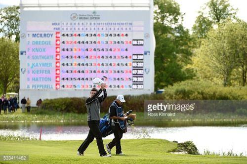 STRAFFAN, IRELAND - MAY 22: Rory McIlroy of Northern Ireland... #ivanofrankivsk: STRAFFAN, IRELAND - MAY 22: Rory McIlroy… #ivanofrankivsk