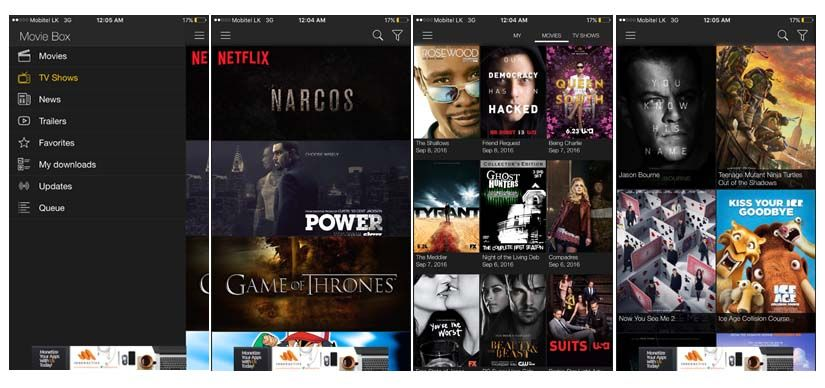 what app can i watch movies on for free