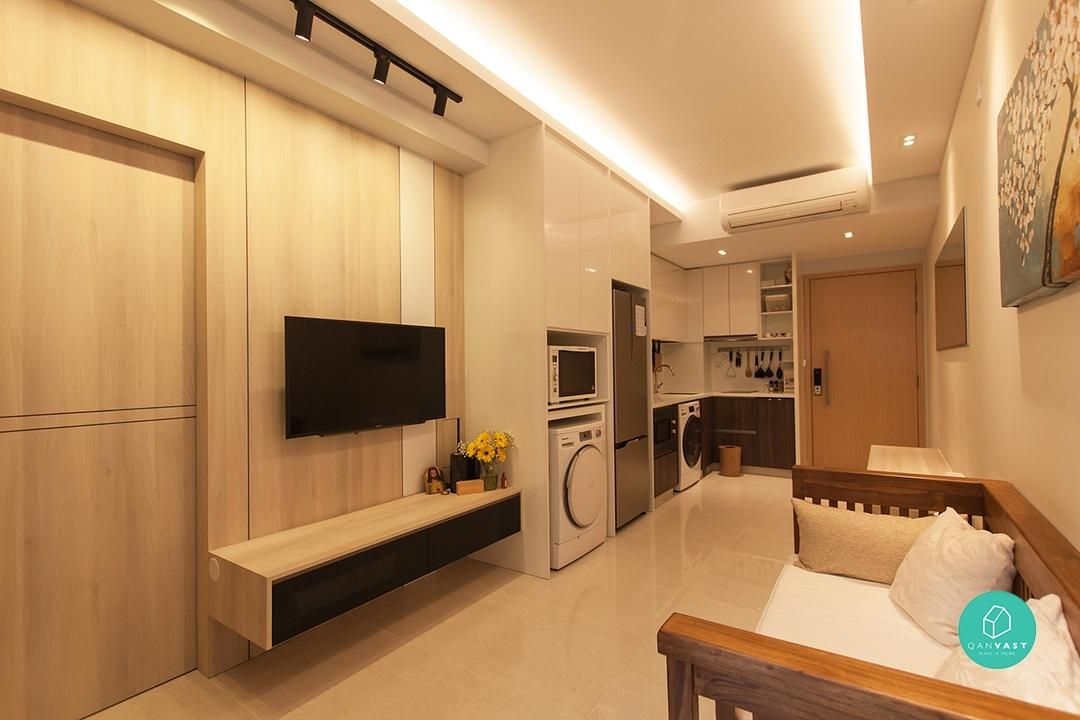 How To Make The Most Of A Small Space Small House Design Small Apartment Design House Design