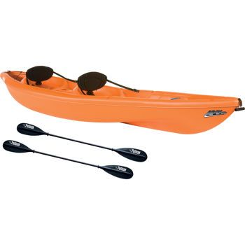 PelicanTM Apex Sit On Top Tandem Kayak