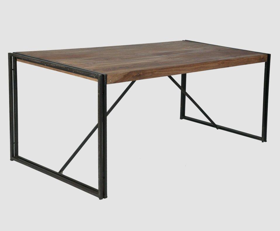 Esstisch Metallgestell Holzplatte Ausgezeichnet Metallgestell Tisch Massivholz Esstisch Mit Im Industrie Chi Industriedesign Tisch Esstisch Esstisch Industrial