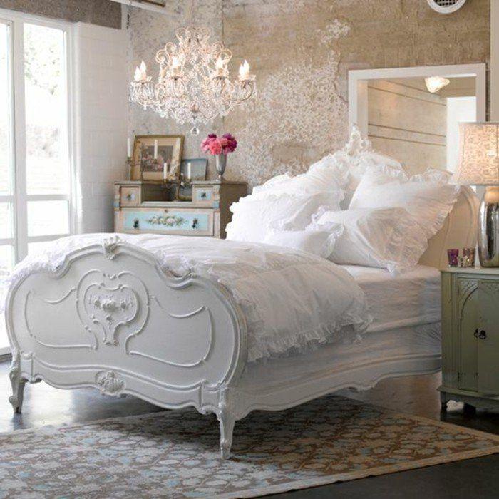 Les meubles shabby chic en 40 images d\'intérieur! | Baroque ...