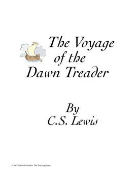 The Voyage of the Dawn Treader Novel Study Book Unit