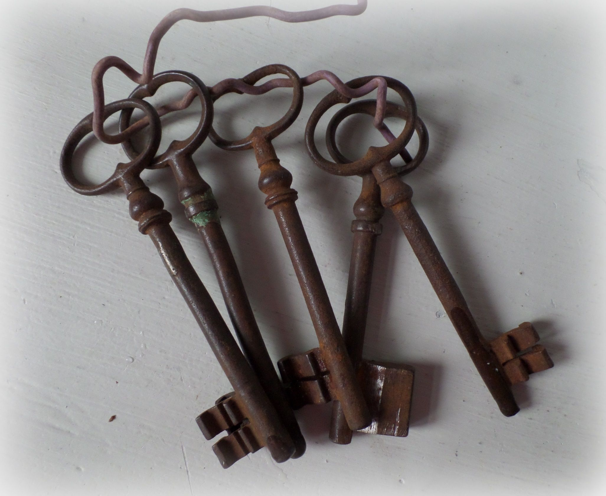brocante sleutels