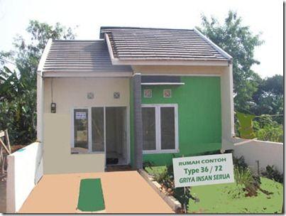 rumah minimalis tipe 36 satu lantai | desain interior