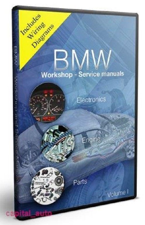 bmw service repair workshop manual software dvd rom wiring car rh pinterest com bmw factory service manual e90 bmw e30 factory service manual