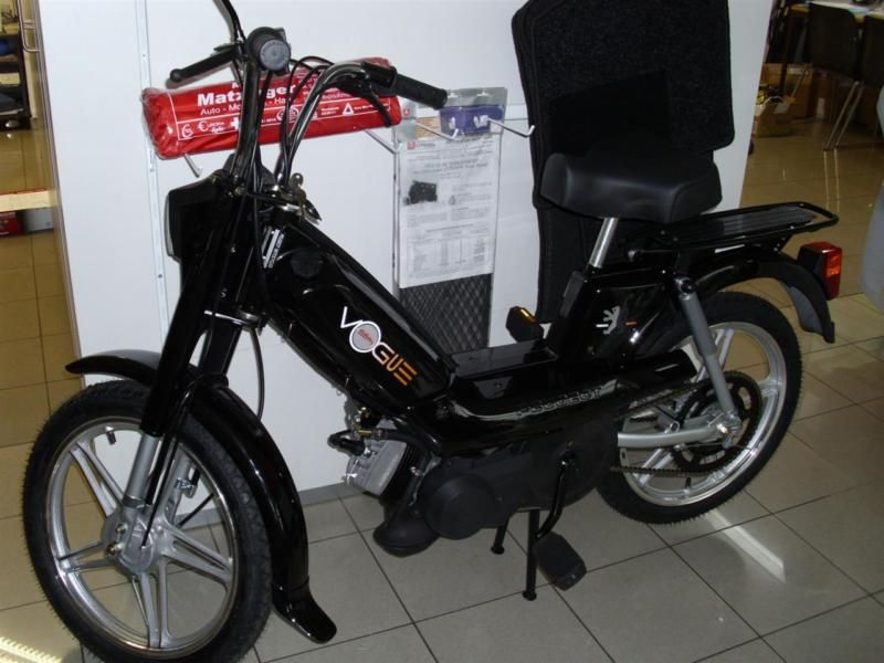 peugeot vogue 50 2t vogvs2y 45km als mofa/mokick/moped in