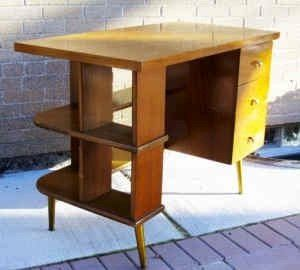Paul Schweiker Table and Side Table Set - $2500
