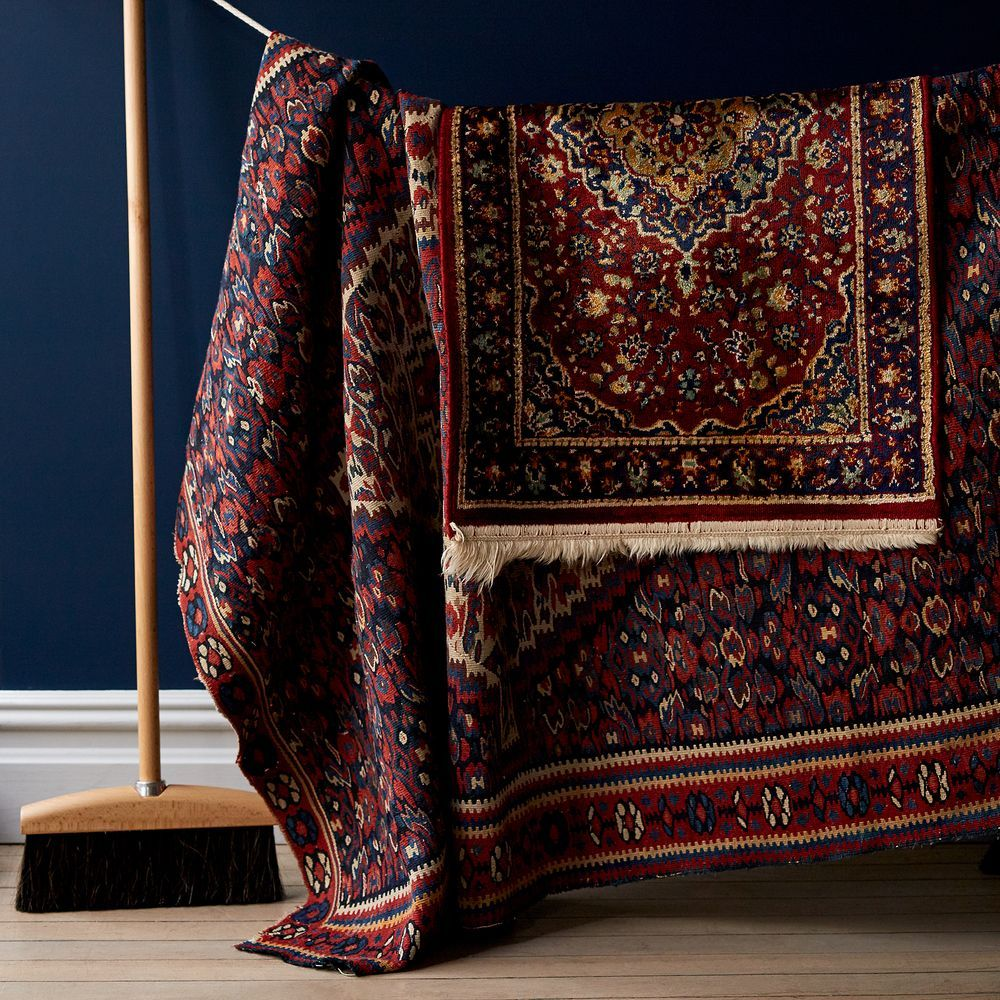 Heres how to care for a wool rug so it lasts lasts