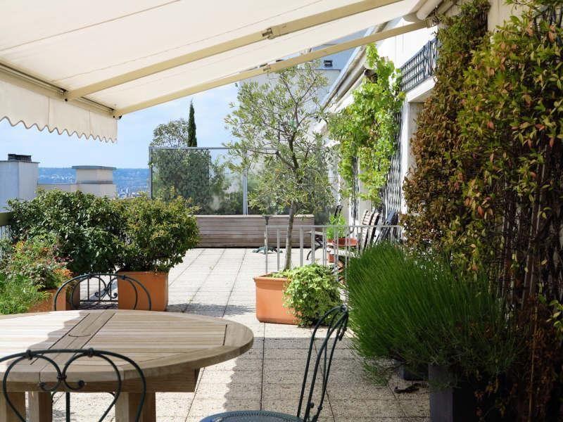 Vente de prestige - appartement Terrasse et Jardin à Paris ...