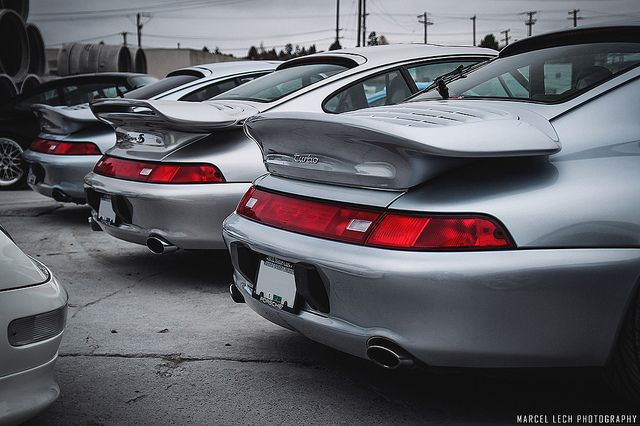 Porsche 993 Photoshoot | Marcel Lech