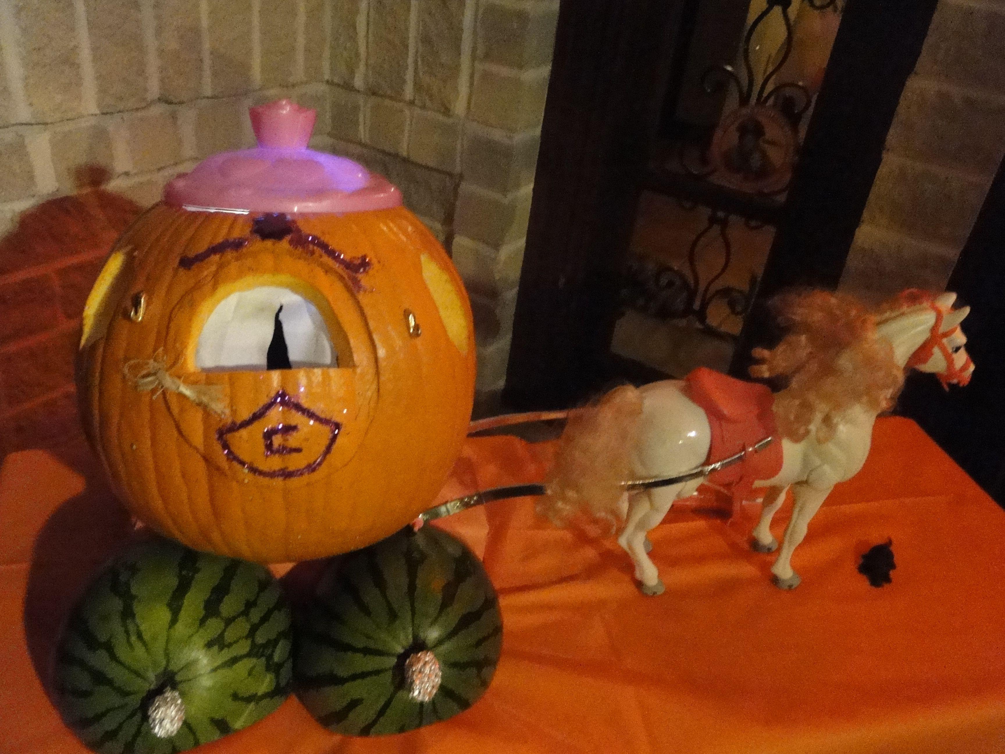 My Princess Pumpkin 2013!