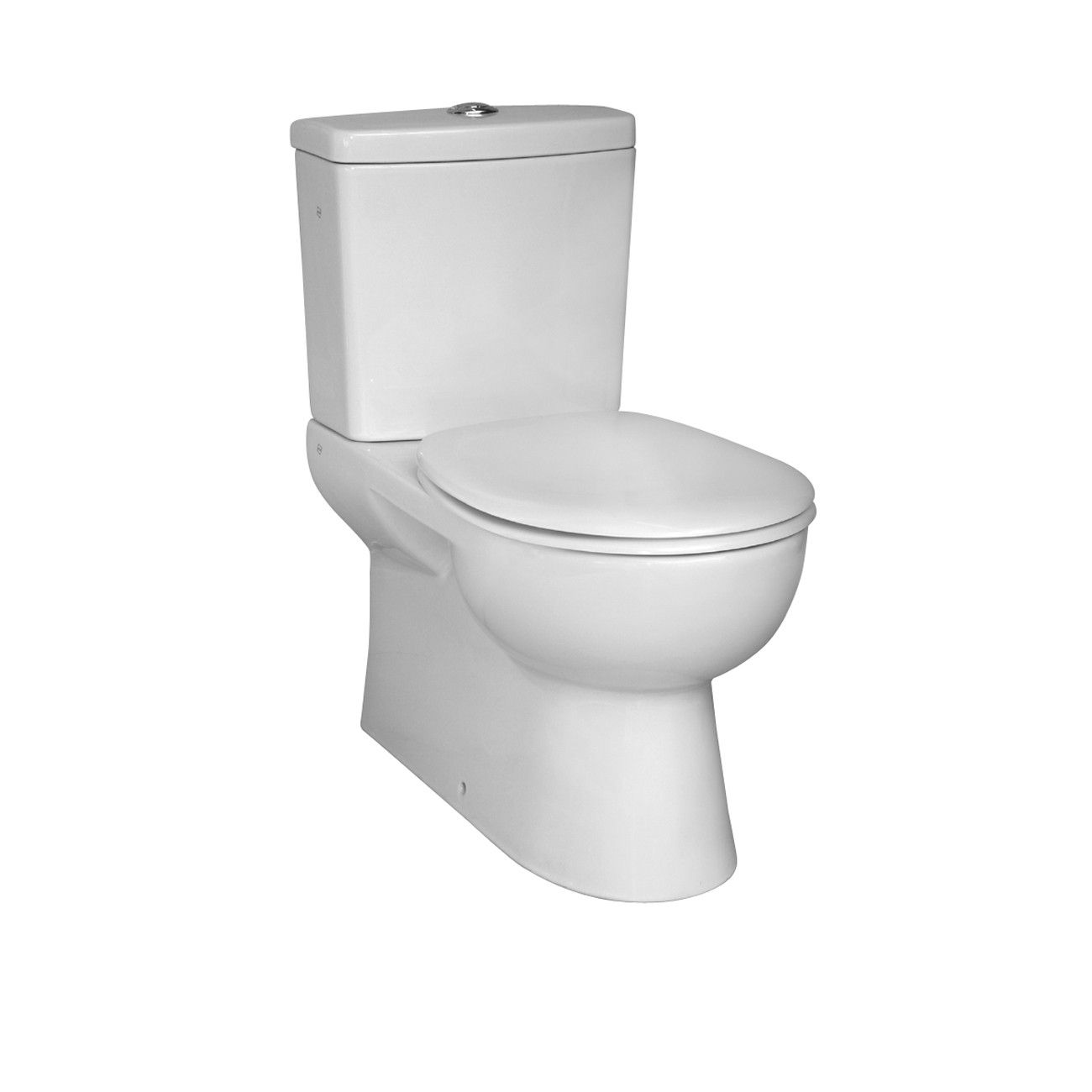 Ex Display Vitra Renovare Toilet Suite With Opal Seat   Clearance    Bathware Direct