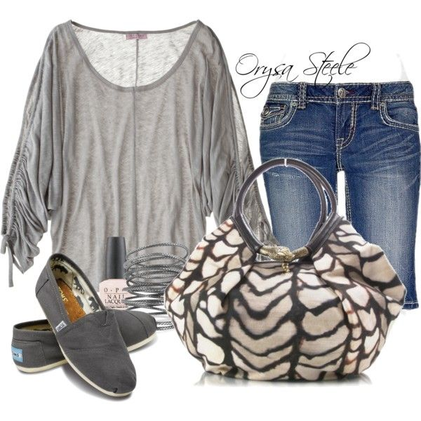 Leisure Time, created by orysa on Polyvore