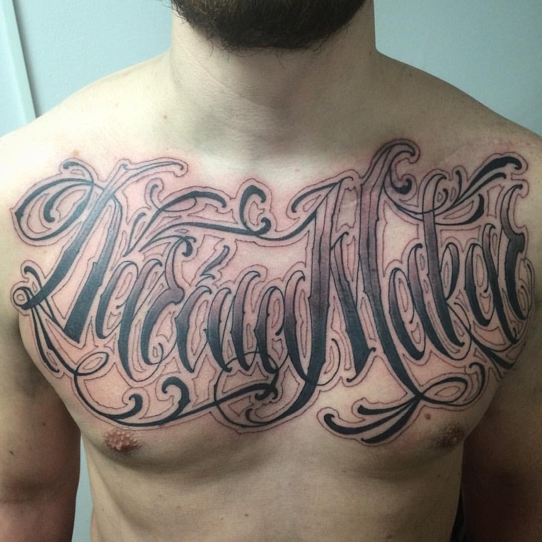Popolare славянские тату на грудь