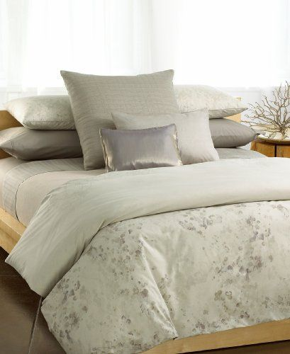 Calvin Klein Home Meadow Grass Duvet Cover French Style Bed King Size Duvet Covers Bedding Master Bedroom