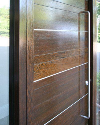 Urban Front - Contemporary front doors UK | door handles | option 7 ...